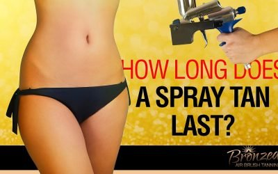 How Long Does A Spray Tan Last