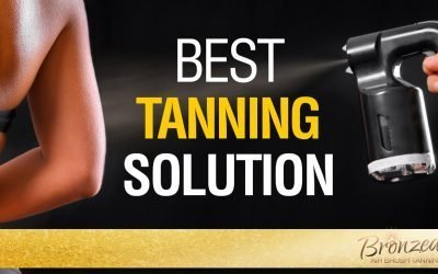 Best Spray Tanning Solution: For Professional Use