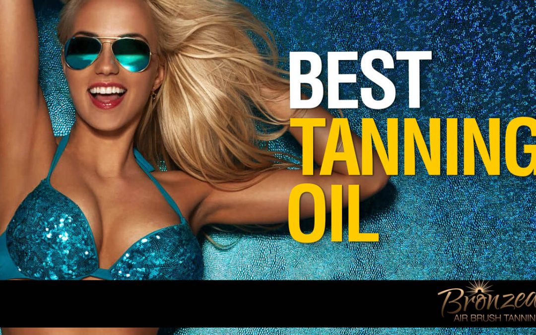 Best Tanning Oil Review and Buying Guide
