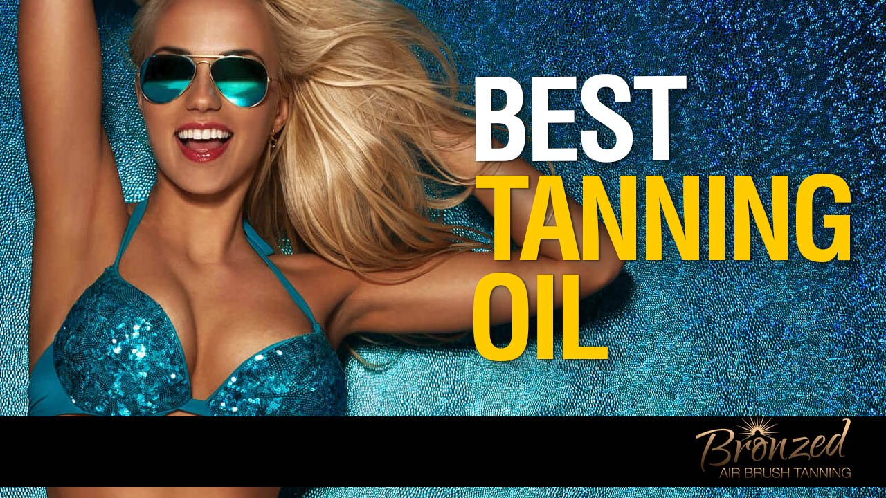 top tanning oils for a good price