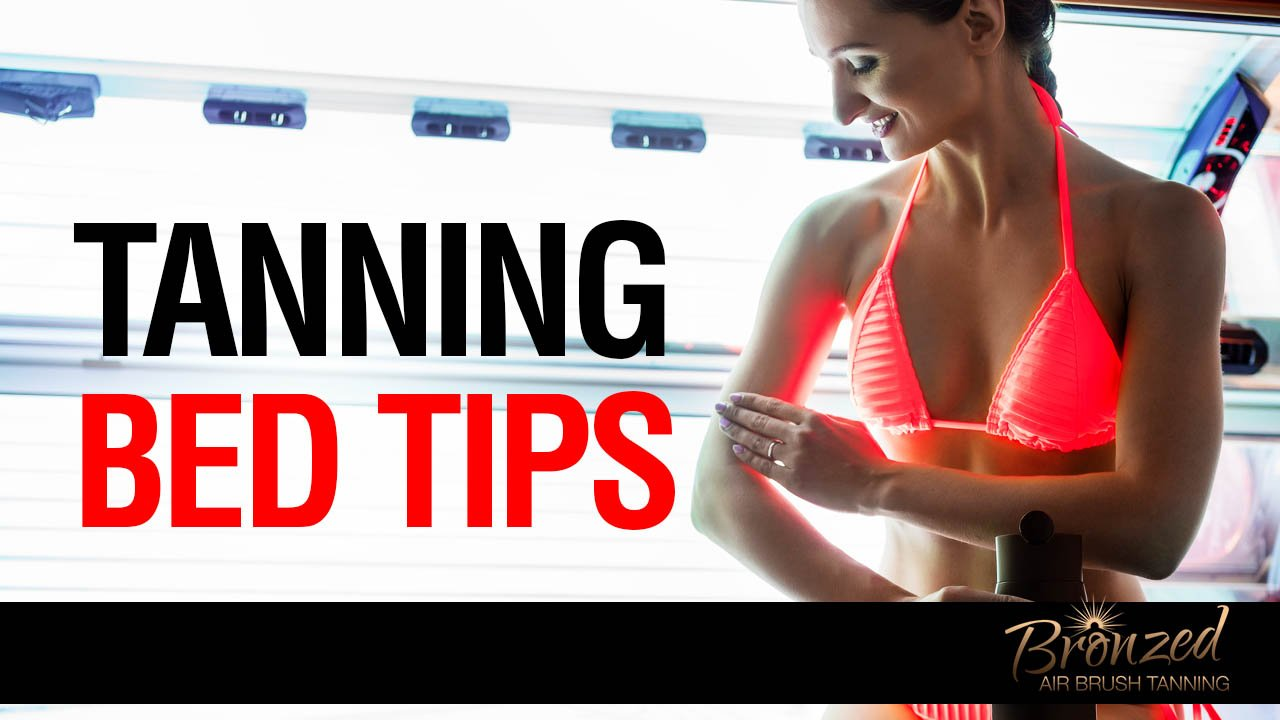 tanning bed tips to get dark fast
